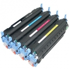 4 Farben komp zu HP 1600/2600 Rainbow Kit Q6000A/6001/6002/6003