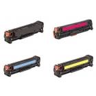 4 Stk.Tonerkassetten zu Kyocera FSC5100DN TK540 K/C/M/Y kompatibel