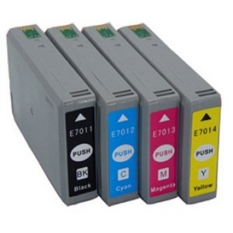 Kompatible Patrone Epson 7904 yellow
