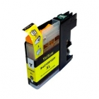 Kompatible Patrone Brother LC-121 / LC-123 Y + Chip (Yellow)