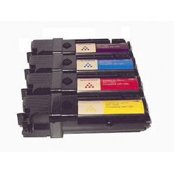 Toner hohe Kapazität kompatibel für DELL 2130, 2135 593-10323 yellow