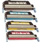 Toner kompatibel für HP ColorLaserJet 4700 cyan