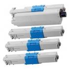 Toner kompatibel für OKI C310, C330, C510, C530 44469803 black