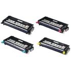 Kompatibler Toner zu D3110 Black , ersetzt Dell 3110/3115 schwarzer Toner (8000 Seiten)