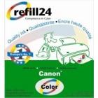 Druckertinte für Canon BCI-6 C / BCI-6 M / BCI-6 Y