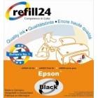 Druckertinte für Epson C-64 Pigment Black