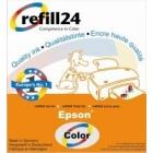 Druckertinte für Epson 4 - 600 Color