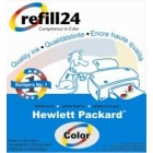 Druckertinte für HP 22/28/57 color