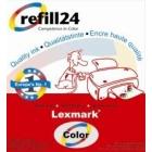 Druckertinte für Lexmark 26 / 83 / 88