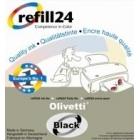 Druckertinte für Olivetti black