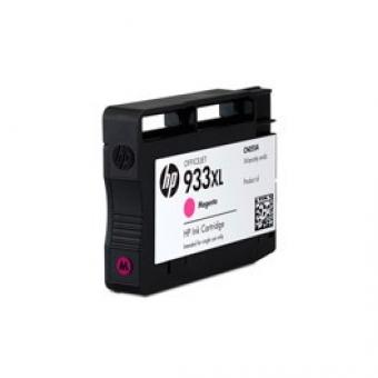 Kompatible Patrone HP 933 XL (Magenta) - Mit Füllstand